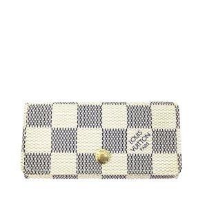 Louis Vuitton Etui na klucze biały