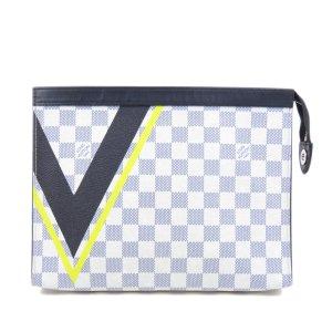 Louis Vuitton Damier Azur Americas Cup Pochette Voyage
