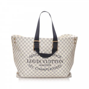 Louis Vuitton Damier Azur Beach Cabas GM