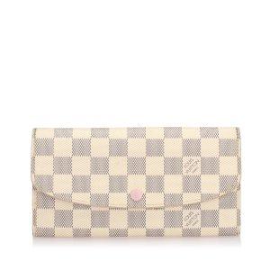 Louis Vuitton Damier Azur Emilie