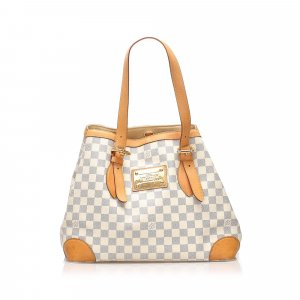 Louis Vuitton Damier Azur Hampstead MM