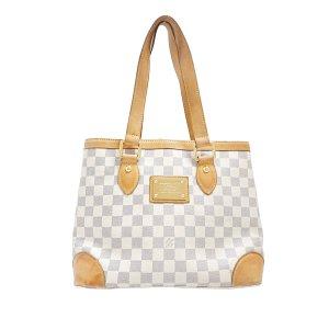 Louis Vuitton Sac fourre-tout blanc