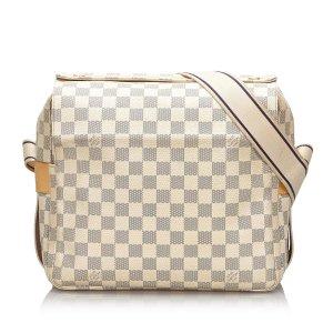 Louis Vuitton Borsa a spalla bianco