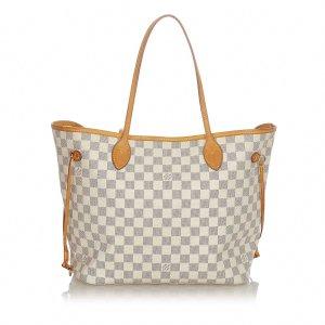 Louis Vuitton Borsa larga bianco