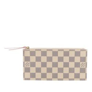 Louis Vuitton Damier Azur Pochette Felicie Insert