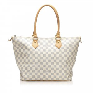 Louis Vuitton Damier Azur Saleya MM