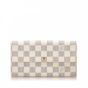 Louis Vuitton Damier Azur Sarah