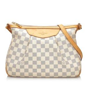 Louis Vuitton Bandolera blanco
