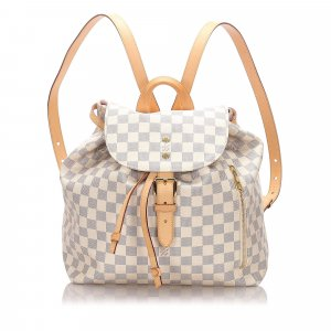 Louis Vuitton Damier Azur Sperone