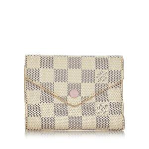 Louis Vuitton Damier Azur Victorine