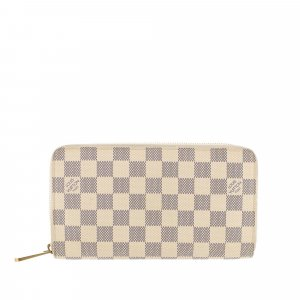 Louis Vuitton Damier Azur Zippy Organizer
