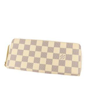 Louis Vuitton Cartera blanco