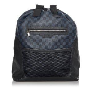 Louis Vuitton Rugzak blauw