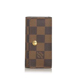 Louis Vuitton Key Case brown