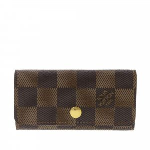 Louis Vuitton Key Case brown
