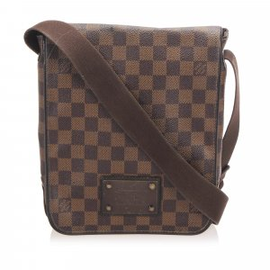 Louis Vuitton Damier Ebene Brooklyn PM