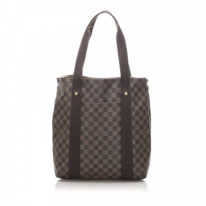 Louis Vuitton Tote donkerbruin