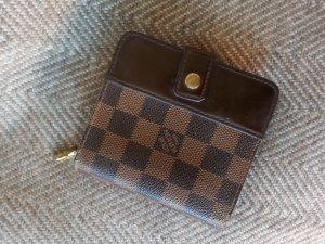 Louis Vuitton Damier Ebene Geldbeutel Geldbörse