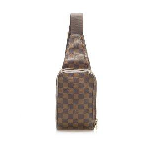 Louis Vuitton Marsupio marrone