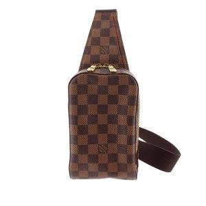 Louis Vuitton Buiktas donkerbruin