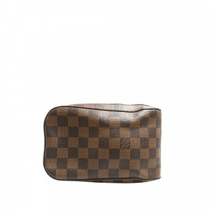 Louis Vuitton Sac à dos brun foncé