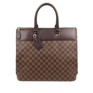 Louis Vuitton Sac de voyage brun foncé