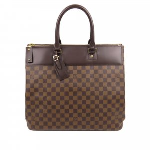 Louis Vuitton Borsa da viaggio marrone scuro