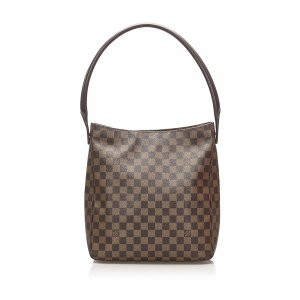 Louis Vuitton Damier Ebene Looping GM