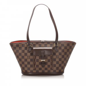 Louis Vuitton Damier Ebene Manosque PM