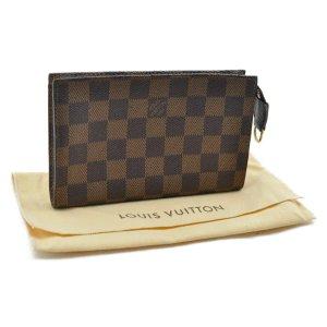 Louis Vuitton Sac brun cuir