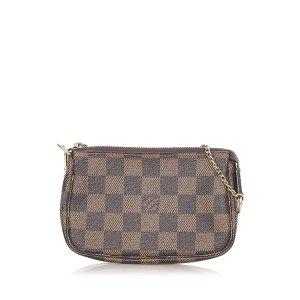 Louis Vuitton Handtas bruin