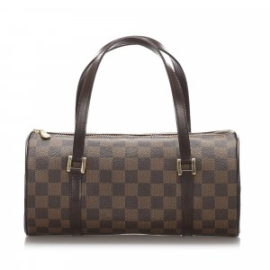 Louis Vuitton Damier Ebene Papillon 26