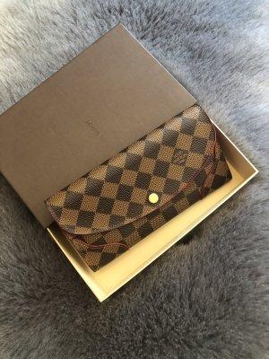 Louis Vuitton Portmonetka brązowy-ciemnoczerwony
