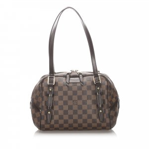 Louis Vuitton Damier Ebene Rivington PM
