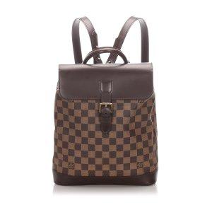 Louis Vuitton Mochila marrón