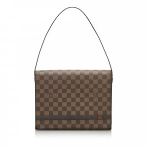 Louis Vuitton Damier Ebene Tribeca Carre