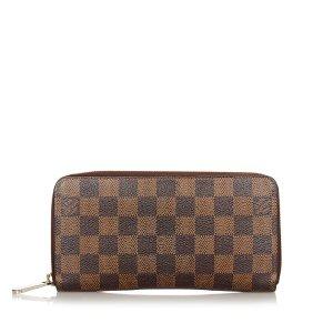 Louis Vuitton Portafogli marrone