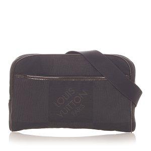 Louis Vuitton Riñonera negro