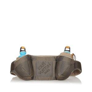 Louis Vuitton Riñonera marrón claro