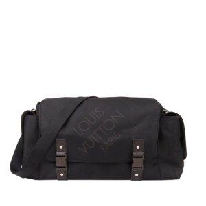 Louis Vuitton Bolso de viaje negro