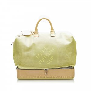 Louis Vuitton Travel Bag green
