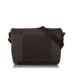 Louis Vuitton Damier Geant Terre Messenger Bag
