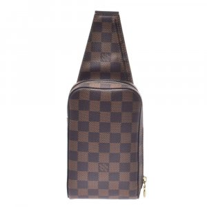 Louis Vuitton Damier geronimos