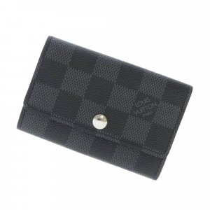 Louis Vuitton Key Case black