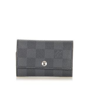 Louis Vuitton Étui porte-clés noir