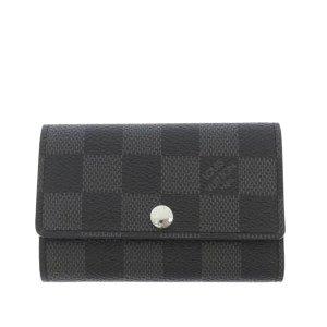 Louis Vuitton Damier Graphite 6 Key Holder