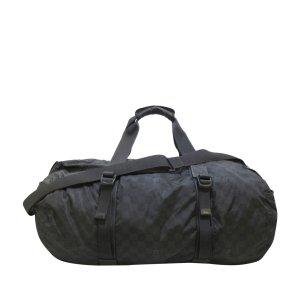 Louis Vuitton Reistas zwart Nylon