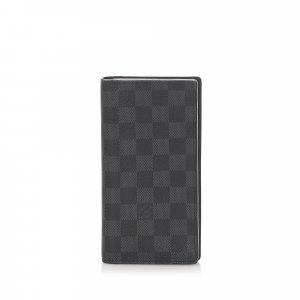 Louis Vuitton Damier Graphite Brazza