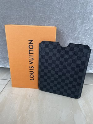 Louis Vuitton Laptoptas veelkleurig