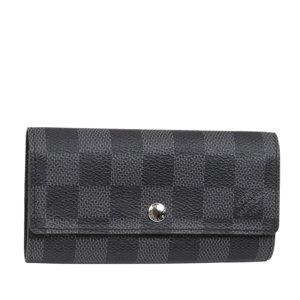 Louis Vuitton Etui na klucze czarny